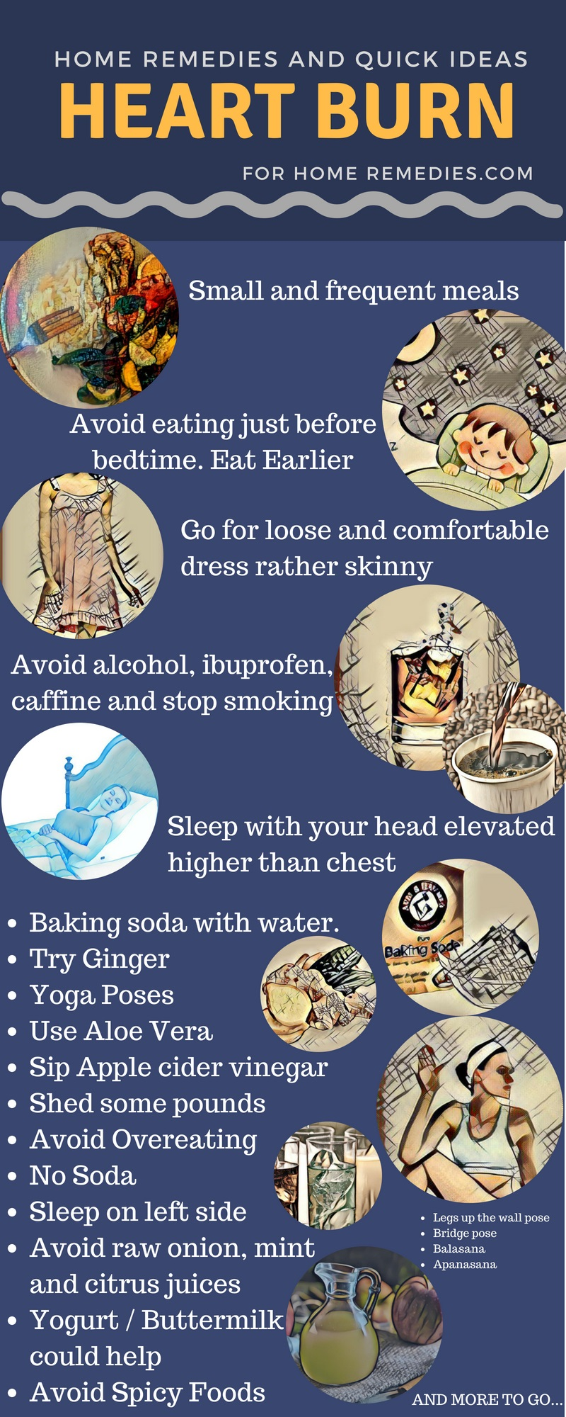 #9 Quick Ideas & Home Remedies for HeartBurn: Acidity