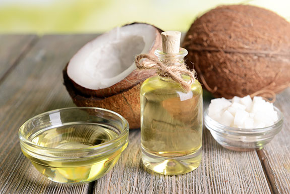coconut oil for pcos home remedies