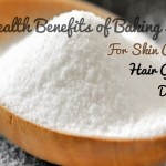 9 Health Benefits of Baking soda for Hair and Skin care