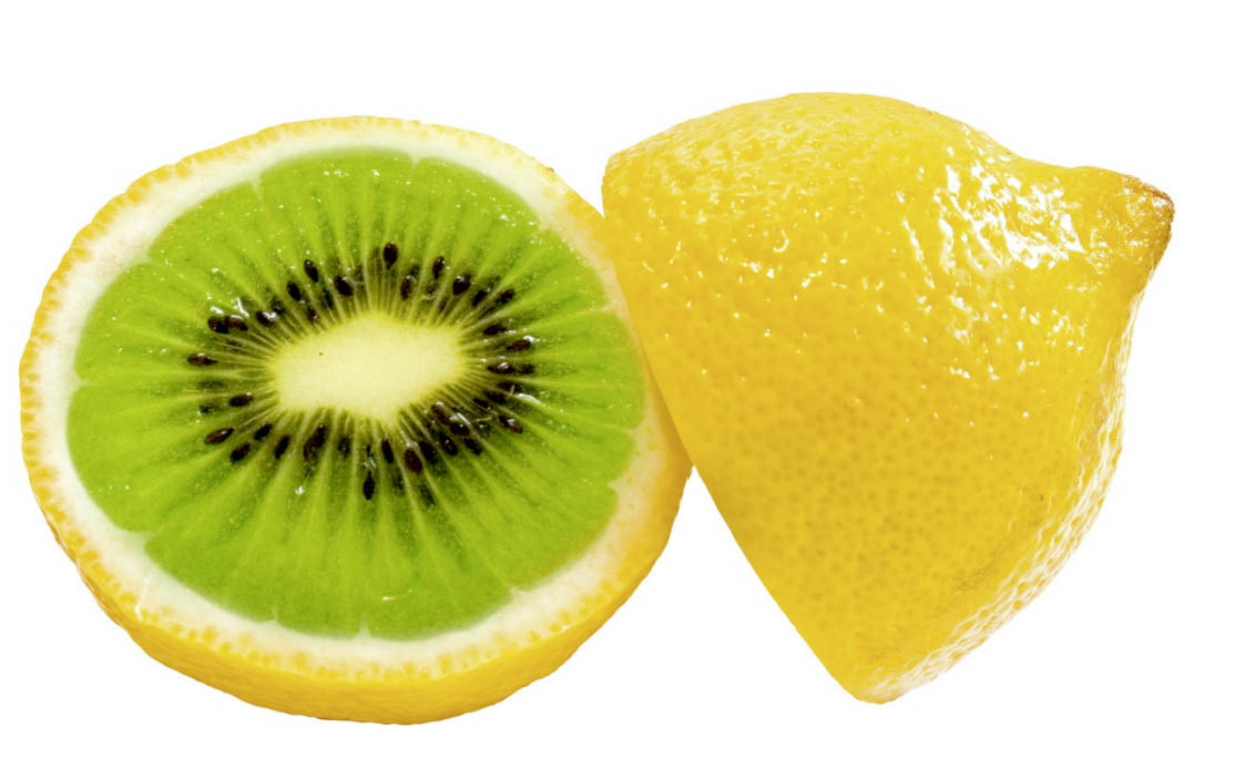 Health benefits of Vitamin C kiwi lemon