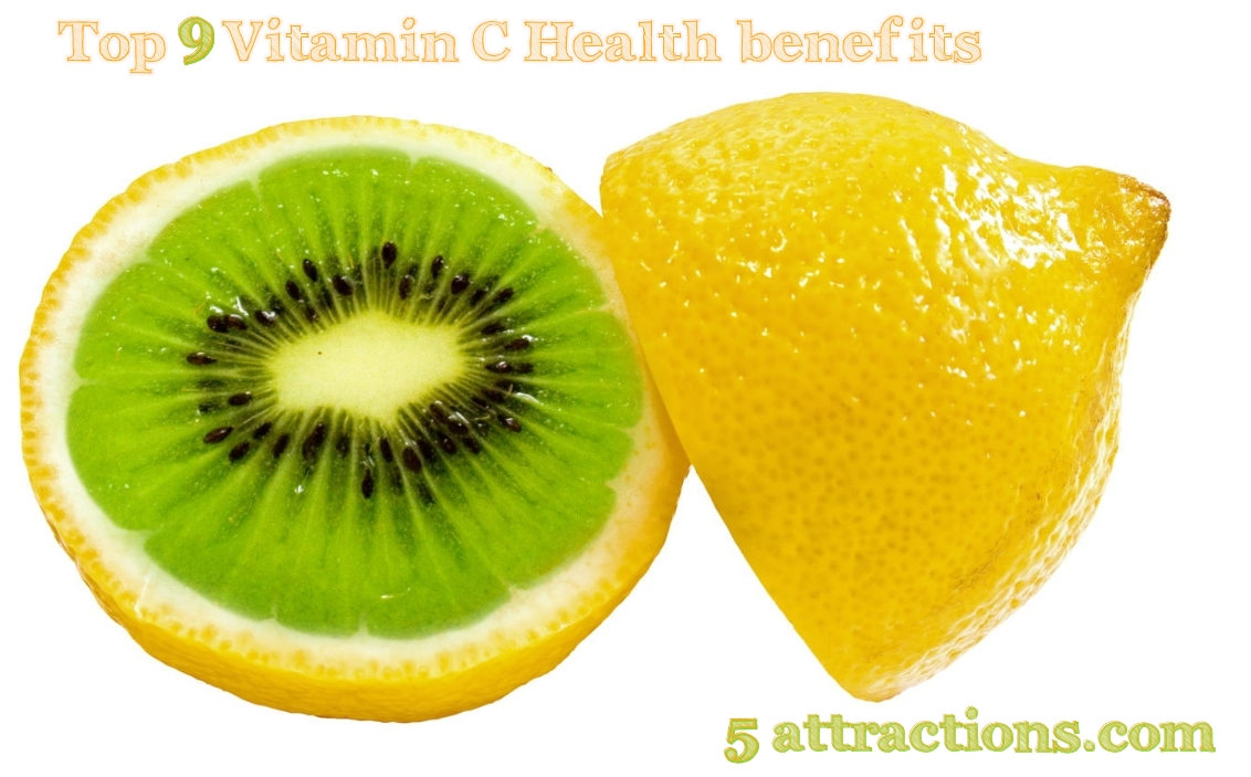 10 Health benefits of Vitamin C for your Body And Vitamin C Rich foods