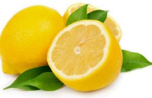 Lemons are rich in vitamin C