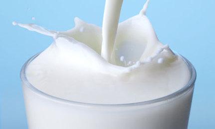 milk for eyes