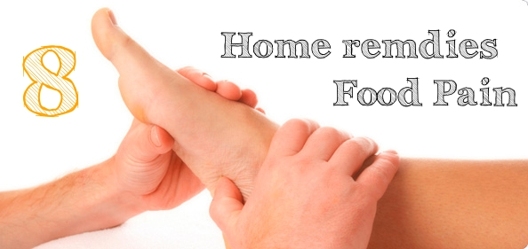 Home remedies to get rid of foot pain