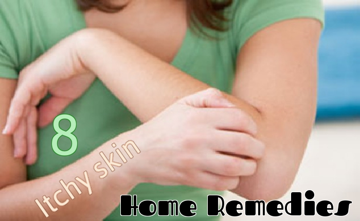 Itchy skin home remdies