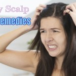 7 Easy home remedies to manage your dry scalp