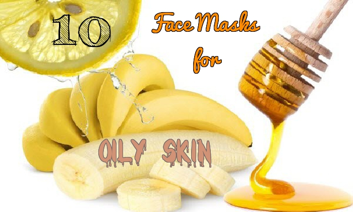 Home remedies for oily skin with homemade facepacks