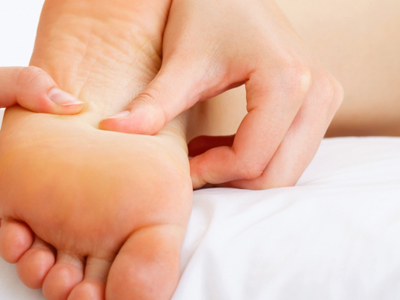 Acupressure Foot Massage