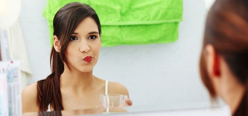 Oil pulling benefits and for home remedies