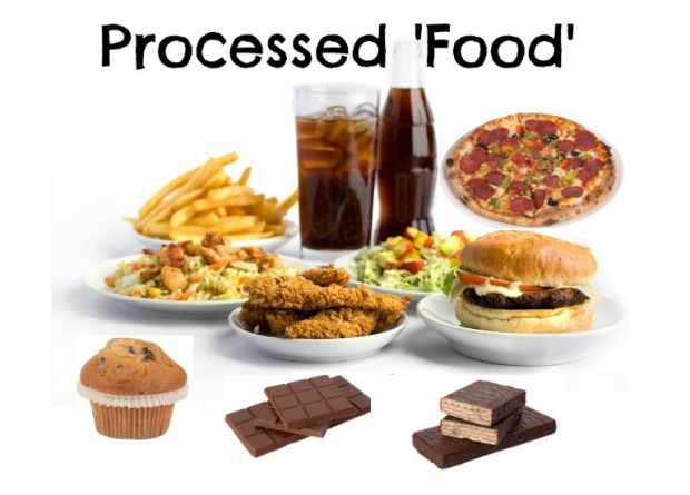 Processed food not good for health