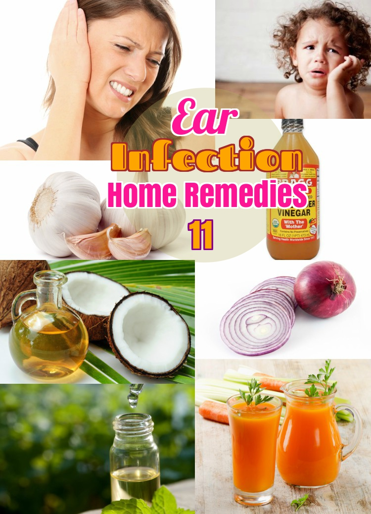 Home Remedies for ear infection get rid of ear infection easily
