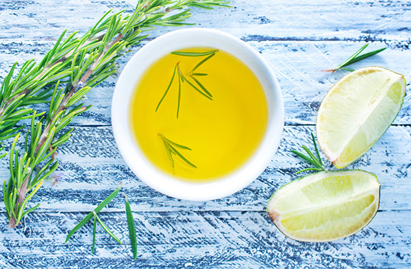 Olive oil for skin and for hair
