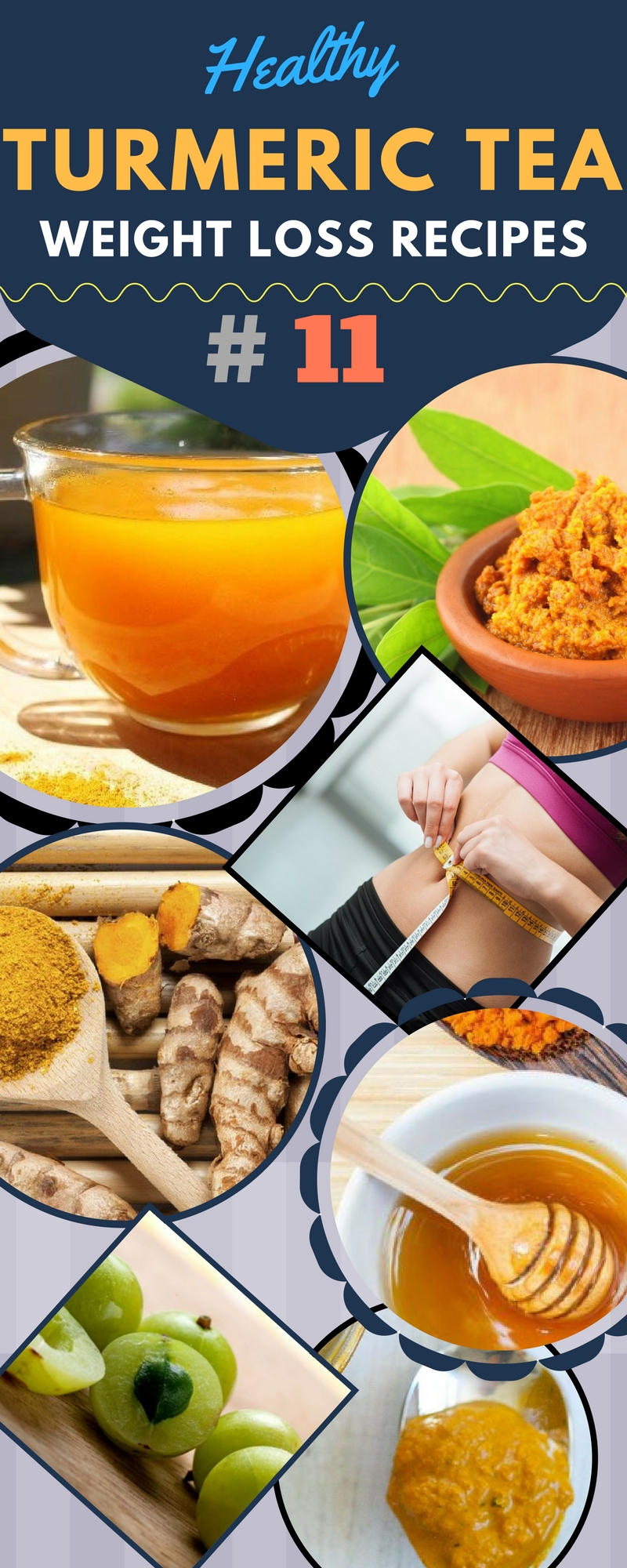#11 Turmeric Recipes for Weight Loss: Easy Home Remedies ...
