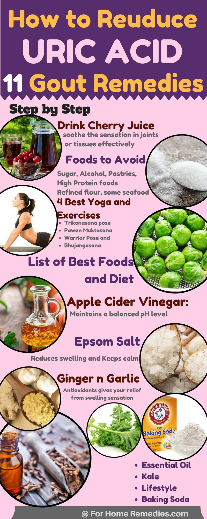 fast home remedies for gout