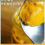 Turmeric Home Remedies for Burns, Wounds n Warts