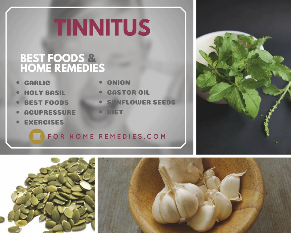 Natural Remedies To Stop Tinnitus