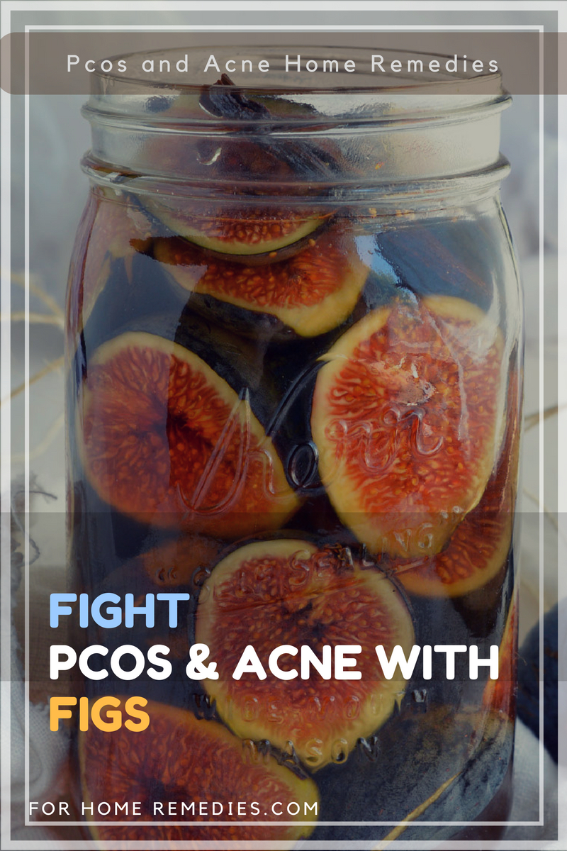 How To Get Rid Of Pcos Acne Naturally