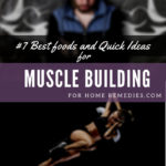 16 Quick Ideas and Best Foods for Muscle Building