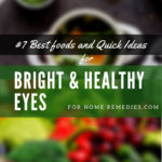 7 Best Foods & 14 Quick Ideas for Healthy Eyes