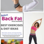 Best Foods and Exercises to Reduce Your Back Fat