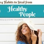 14 Habits to Steal from Healthy People: Quick List to Stay Healthy